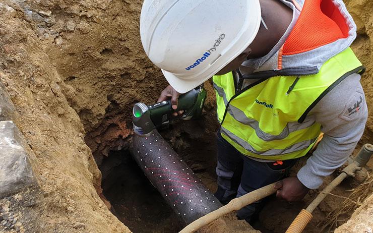 170000€ de budget de renouvellement de canalisation réaffecté grâce à A3DV