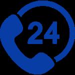 RÉPONSE EN 24H