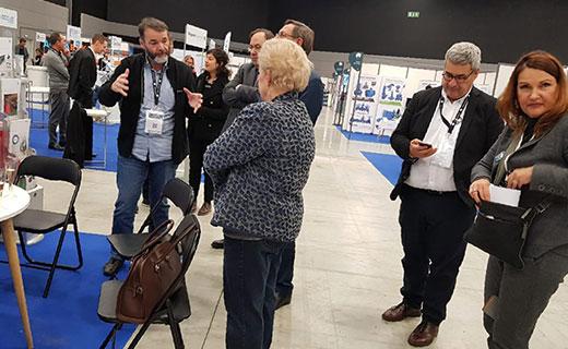 Des rencontres enrichissantes au salon CYCL'EAU Strasbourg 2019