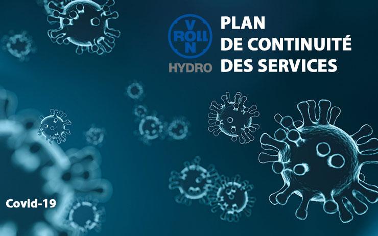 Covid-19 Plan de continuité