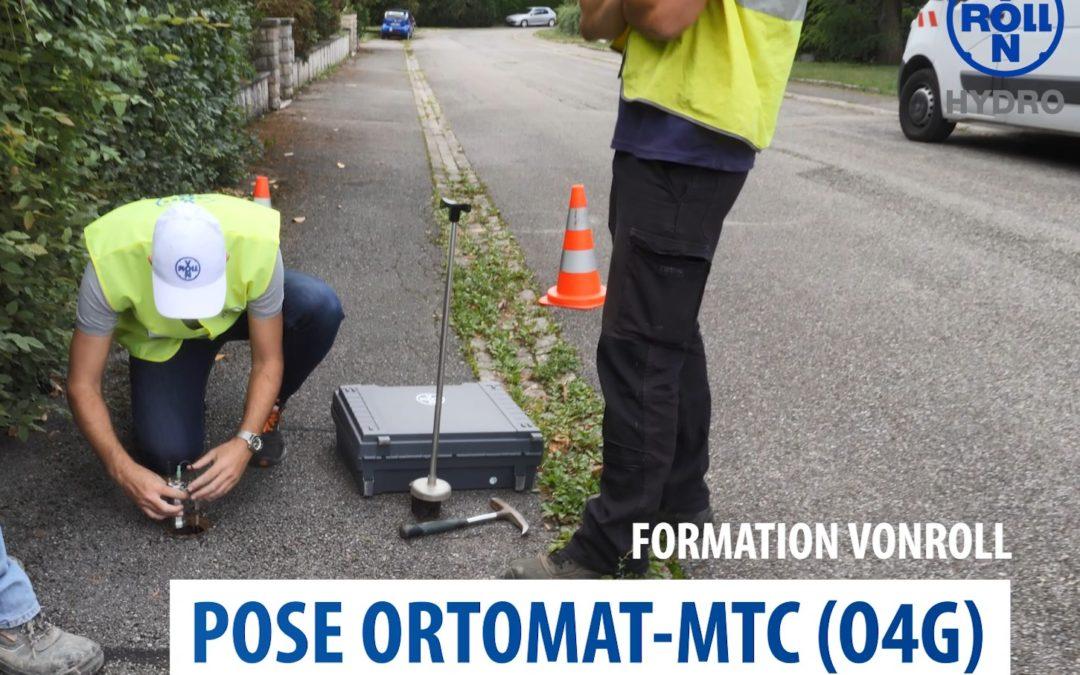 Pose ORTOMAT MTC O4G